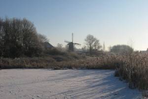Amerongese Bovenpolder winter.JPG